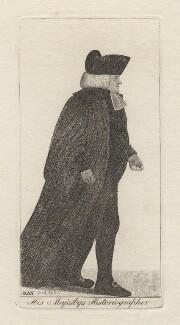 William Robertson, by John Kay - NPG D5825