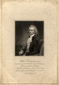 William Roxburgh, by Charles Warren, after a miniature by  Unknown artist - NPG D5848