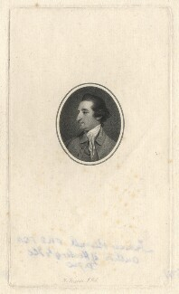 Francis Russell, by Joseph Collyer the Younger, after  S. Smart - NPG D5854