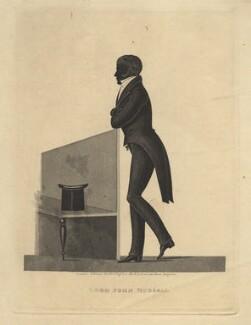 John Russell, 1st Earl Russell, by James Bruce - NPG D5856