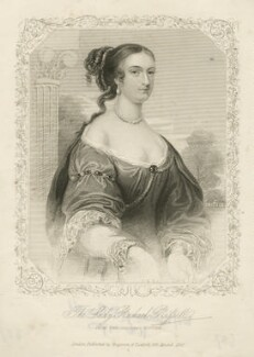 Rachel Russell (née Wriothesley), Lady Russell, by Henry Meyer, after  Samuel Cooper - NPG D5859