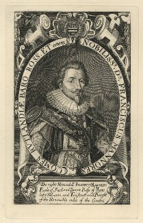 Francis Manners, 6th Earl of Rutland, after Unknown artist - NPG D5863