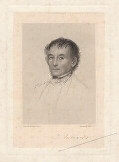 Edward Burtenshaw Sugden, 1st Baron St Leonards, by Francis Holl, after  Charlotte Sugden - NPG D5889