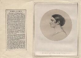 Adelaide Kemble, by Richard James Lane, 1840s? - NPG D5901 - © National Portrait Gallery, London