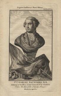 Sir Charles Saunders, after Unknown artist - NPG D5903