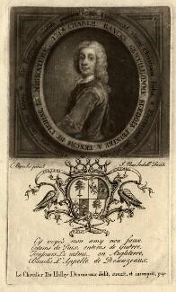 Charles Bancks, by James Macardell, after  Charles Bancks - NPG D591