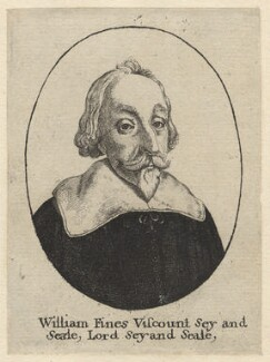 William Fiennes, 1st Viscount Saye and Sele, after Unknown artist - NPG D5914