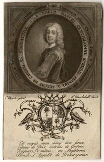 Charles Bancks, by James Macardell, after  Charles Bancks - NPG D592
