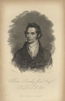 William Scoresby, by Edward A. Smith, after  Alexander Mosses - NPG D5923