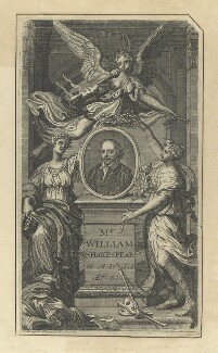 William Shakespeare, after Unknown artist - NPG D5945