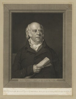 William Sharp, by William Sharp, after  George Francis Joseph - NPG D5951
