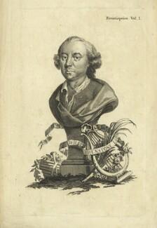 William Shenstone, after Unknown artist - NPG D5961