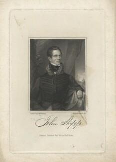 John Shipp, by William Thomas Fry, after  J. Buchanan - NPG D5980