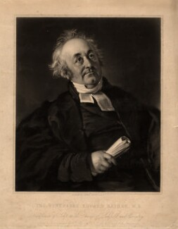 Edward Bather, by Samuel Cousins, after  William Etty - NPG D610