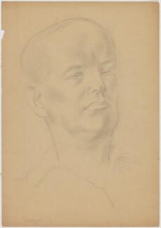 Kenneth Clark, Baron Clark, by Norman Peter Dawson - NPG D611