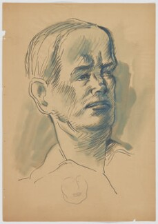 Kenneth Clark, Baron Clark, by Norman Peter Dawson - NPG D612