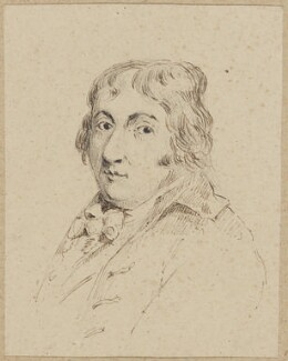 George Morland, by Unknown artist - NPG D6518