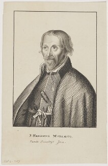 Henry Morse, probably by George Perfect Harding, after  Unknown engraver - NPG D6519