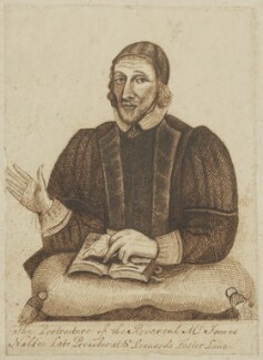 James Nalton, by Unknown artist - NPG D6525
