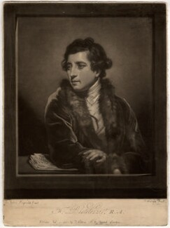 Francesco Bartolozzi, by Thomas Watson, after  Sir Joshua Reynolds - NPG D654
