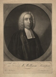 William Harper, by Sir Robert Strange, after  William Denune - NPG D6562