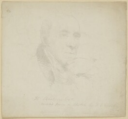 Sir Henry Raeburn, after Sir Francis Leggatt Chantrey - NPG D6569