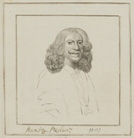 Peder Reetz, possibly by George Perfect Harding - NPG D6576