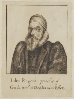 John Rogers, by Unknown artist - NPG D6585