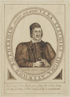 Thomas Attwood Rotherham, by Unknown artist - NPG D6592