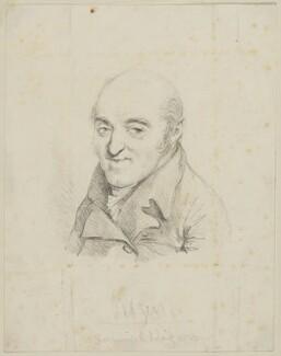 Samuel Rogers, by Dominique Vivant Denon, Baron Denon - NPG D6596