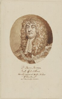 Henry Jermyn, Earl of St Albans, after Sir Peter Lely - NPG D6597
