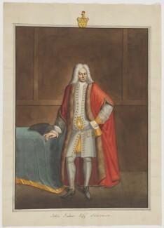 Sir John Salter, by Unknown artist - NPG D6600