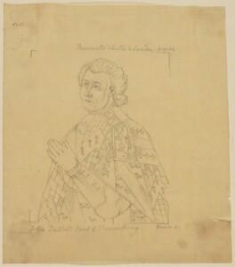 John Talbot, 1st Earl of Shrewsbury, possibly by Sir George Scharf - NPG D6625