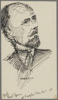 Sir Basil Urwin Spence, by Sydney Arrobus - NPG D6630