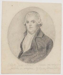 Joseph Strutt, after Ozias Humphry - NPG D6637