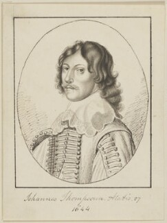 John Thompson, by George Perfect Harding, after  J. Gowy - NPG D6654