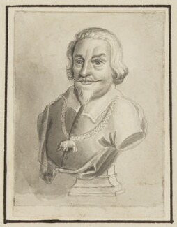 Tage Thott, by George Perfect Harding - NPG D6657