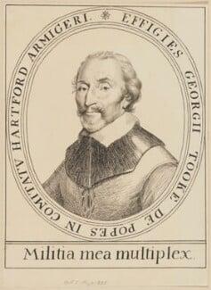 George Tooke, after an engraving by Edmund Marmion - NPG D6658