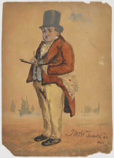 J.M.W. Turner, after Charles Martin - NPG D6662