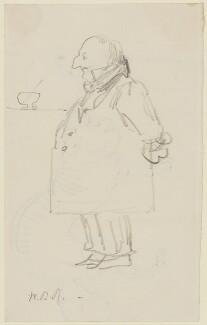 J.M.W. Turner, after Sir William Blake Richmond - NPG D6664