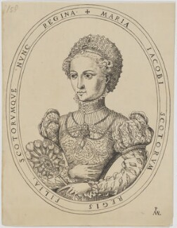 Mary, Queen of Scots, by PME? - NPG D6694
