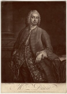 John Beard, by John Faber Jr, after  John Michael Williams - NPG D670