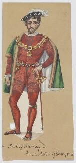 Thomas Howard, 14th Earl of Arundel, by Unknown artist - NPG D6701