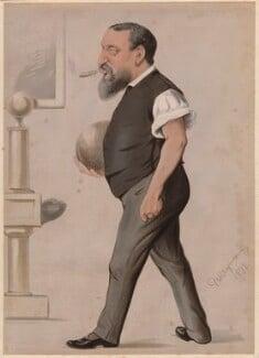 Count Gleichen, by Carlo Pellegrini - NPG D6734