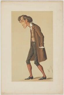 Sir Henry Irving as Mathias in 'The Bells', by Carlo Pellegrini - NPG D6740