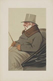 George Hay, 8th Marquess of Tweeddale, by Carlo Pellegrini - NPG D6741