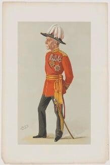 Sir Frederick Charles Arthur Stephenson, by Sir Leslie Ward - NPG D6748