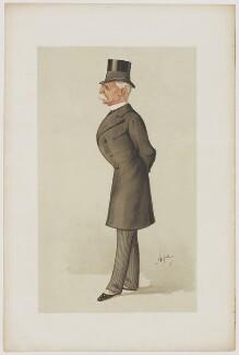 Sir Donald Martin Stewart, 1st Bt, by Carlo Pellegrini - NPG D6752