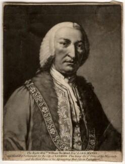 William Beckford, by John Dixon - NPG D676