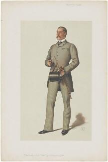 Ralph Vivian, by Théobald Chartran ('T'), published 1883 - NPG D6768 - © National Portrait Gallery, London